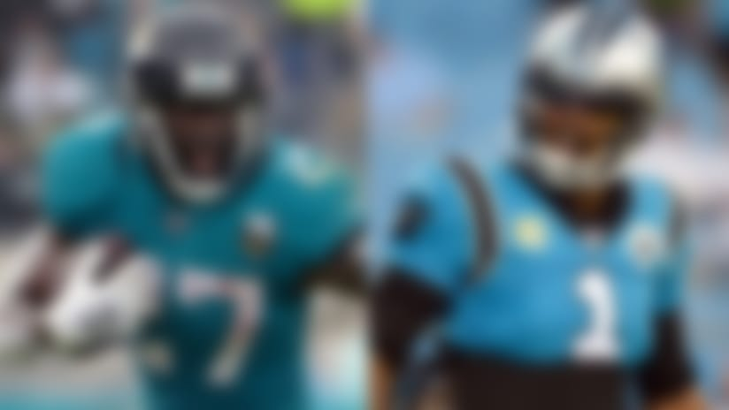 Fournette campaigns for Jaguars to sign Cam Newton