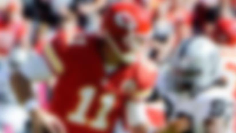 Kansas City Chiefs' defense capitalizes on turnovers to beat Oakland Raiders