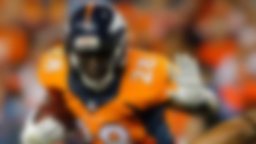 Broncos place Montee Ball on IR, activate Trevathan