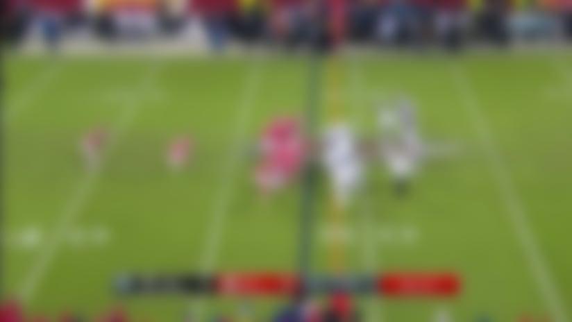 Chiefs run 'Spider 2 Y Banana' against Jon Gruden's Raiders on third down