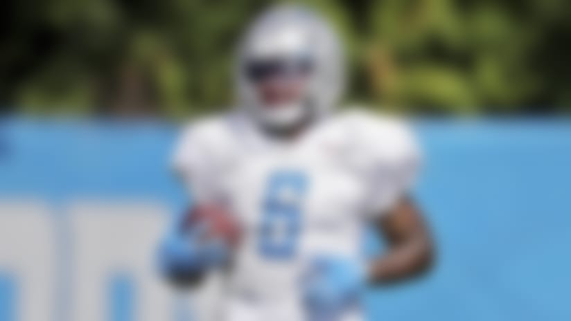Matthew Stafford: D'Andre Swift is 'a sponge right now' learning Lions offense