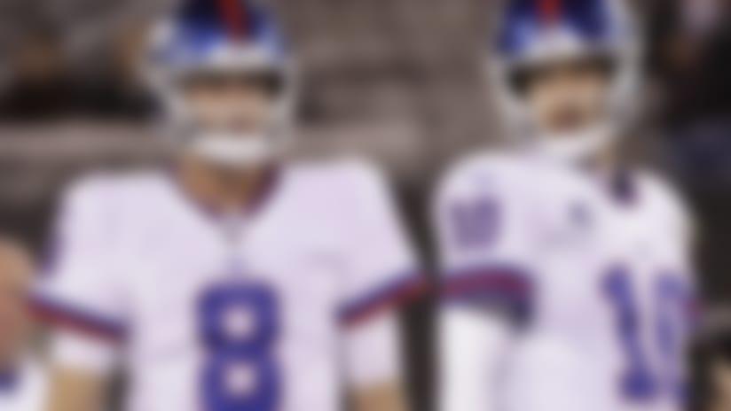 Eli Manning: Daniel Jones' second year will be 'easier'