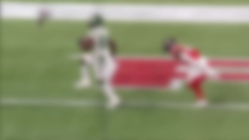 Ty Montgomery bounces outside for goal-line TD