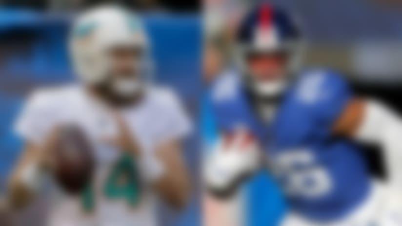 Saquon Barkley, Ryan Fitzpatrick among Players of the Week