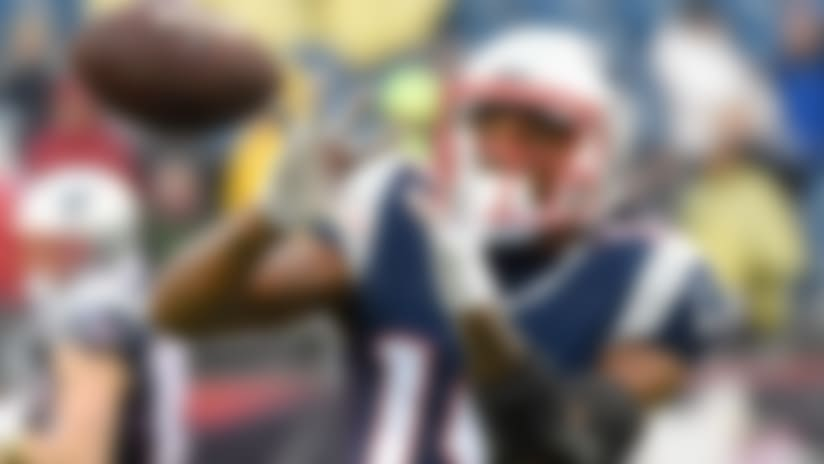 Injuries: Mitchell (knee) to sit out Patriots-Texans