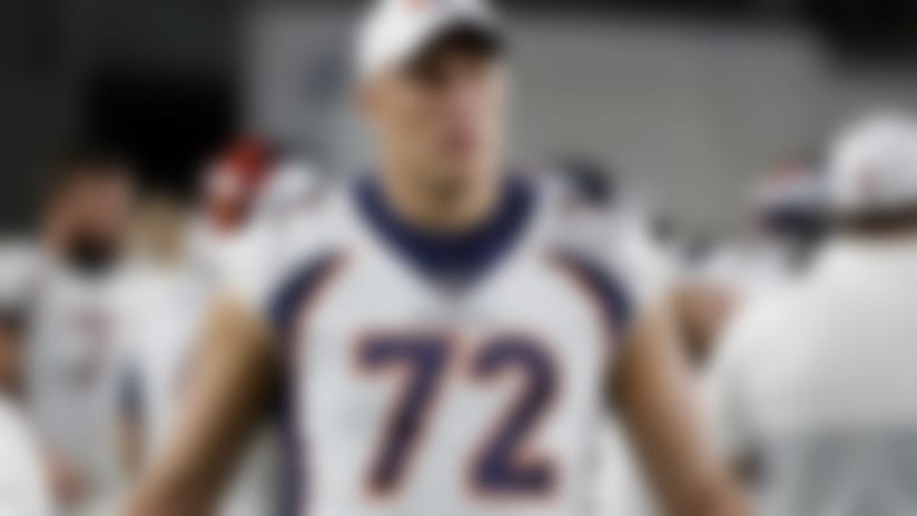 Broncos' Garett Bolles takes responsibility for 'unacceptable' play