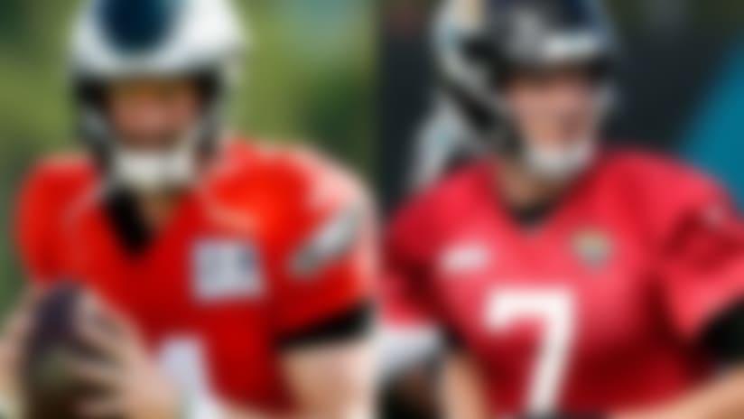 My wish list for 2019 season: Nick Foles, Carson Wentz thrive