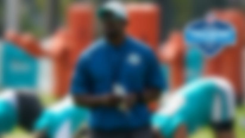 How do the Dolphins look at training camp?