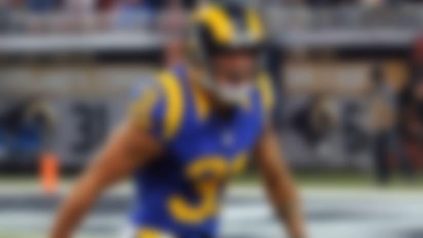 Cortland Finnegan placed on St. Louis Rams' IR