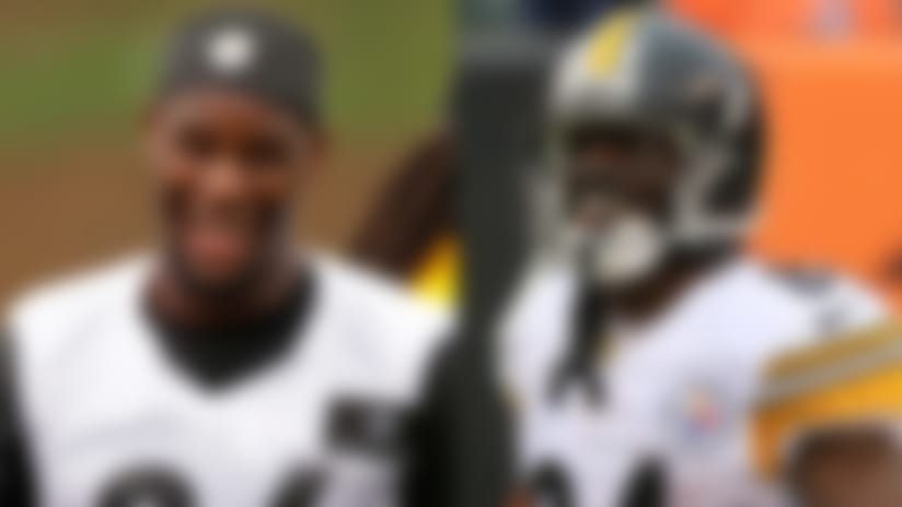 Leveon Bell, Antonio Brown