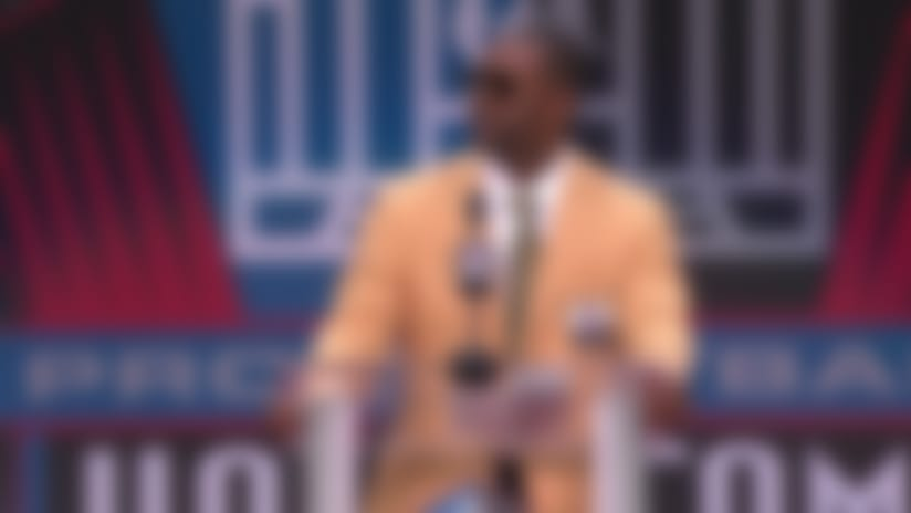 Best of Ty Law's Hall of Fame speech