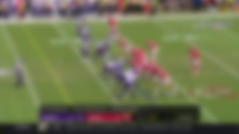 Vikings vs. Chiefs highlights | Week 9