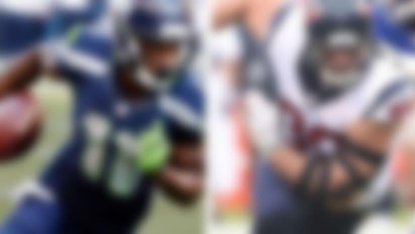 J.J. Watt, Percy Harvin among NFL's game-planning nightmares