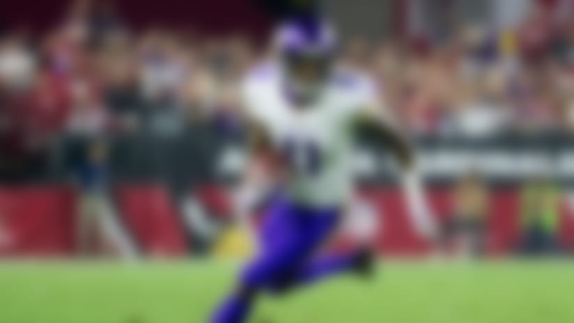 Visits tracker: Mike Wallace meeting with Ravens