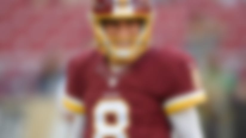 Washington Redskins now auditioning for Kirk Cousins?