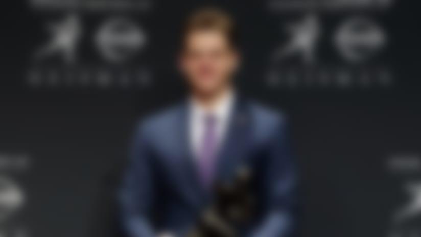 Heisman winner Joe Burrow solidifies status as top draft pick