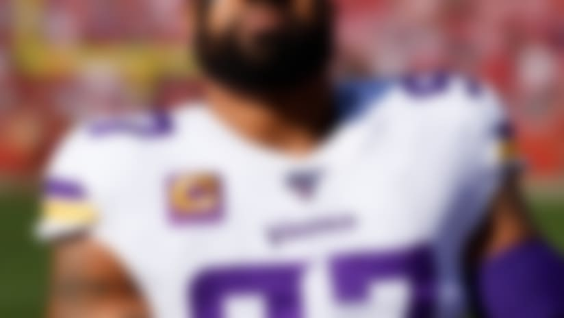 Free agent Everson Griffen says 2018 incident changed his life