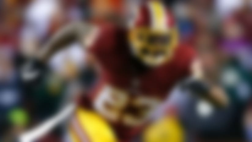 Injuries: DeAngelo Hall suffered torn ACL