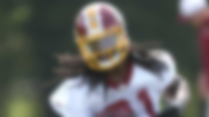 Matt Jones plans to 'compete with anybody' for carries