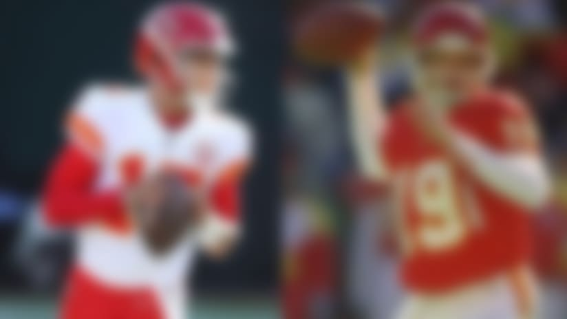 Peter Schrager: There's 'no hyperbole' behind Kansas City Chiefs QB Patrick Mahomes- Hall of Famer QB Joe Montana comparisons