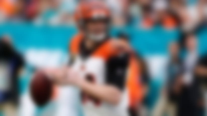 QB Andy Dalton signs one-year deal to join Cowboys