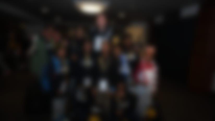 Vance McDonald - MOTY Nominee - Steelers - Profile Hero