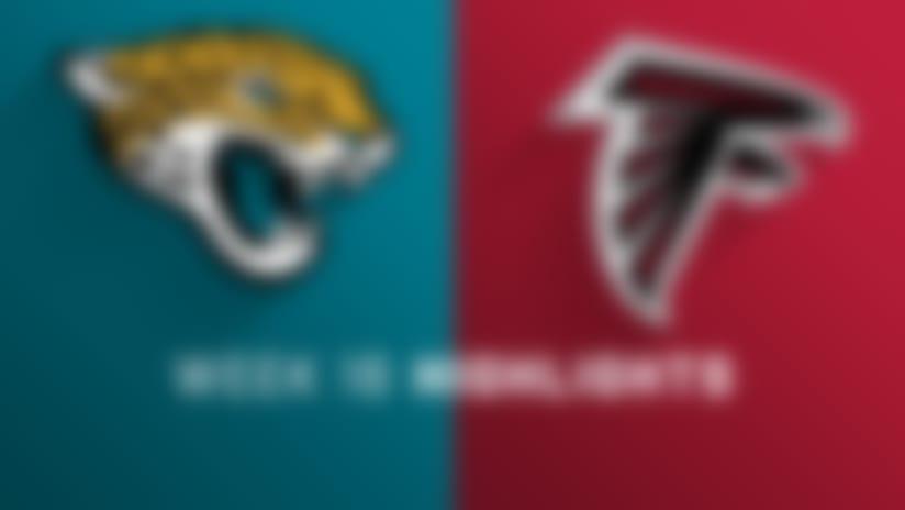 Jaguars vs. Falcons highlights | Week 16