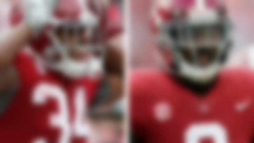 Sources Tell Us: Damien Harris better prospect than Scarbrough