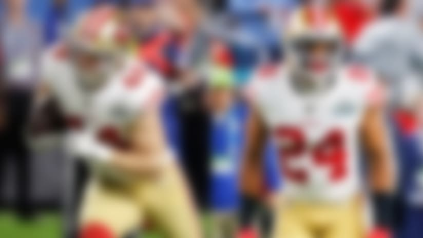 49ers exercise options on FB Juszczyk, CB Williams