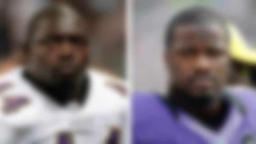 Vonta Leach, Jameel McClain cut by Baltimore Ravens