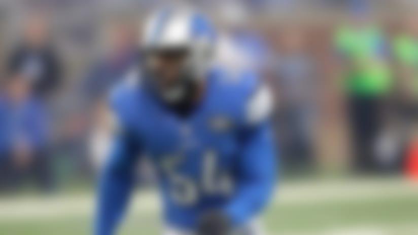 Detroit Lions release linebacker DeAndre Levy