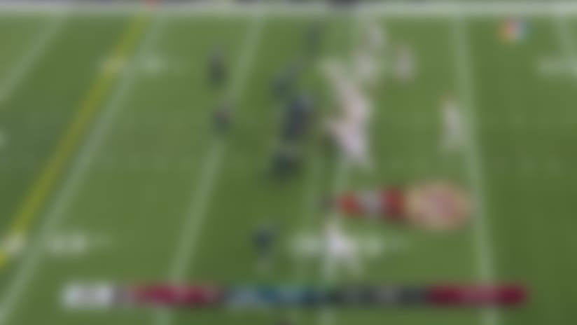 K.J. Wright brings the BOOM to force incompletion