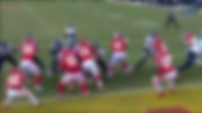 Can't-Miss Play: 6-foot-8 OL scores TD after Chiefs sell out to stop Henry