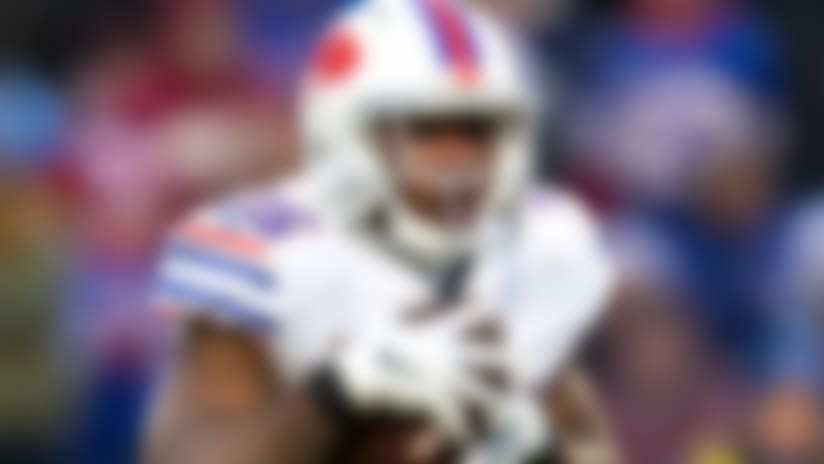 Bills prepared for crowded backfield at training camp