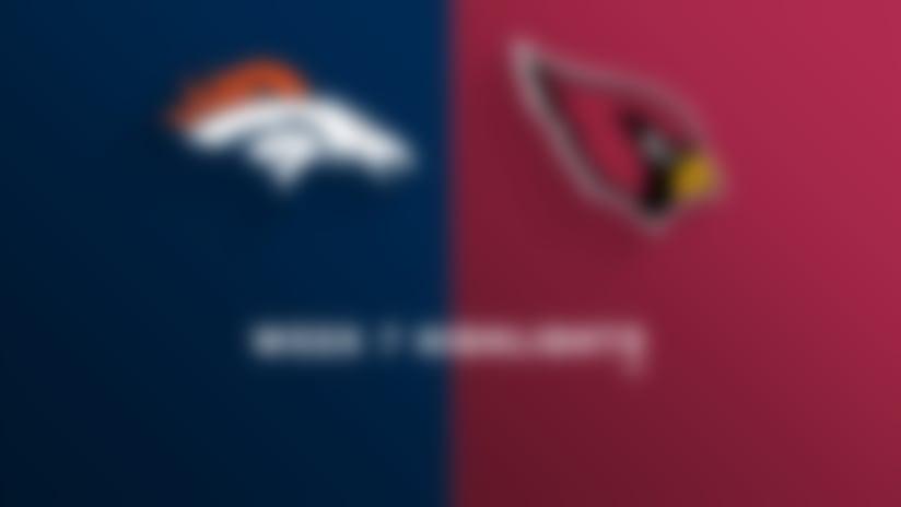 Broncos vs. Cardinals highlights | Week 7