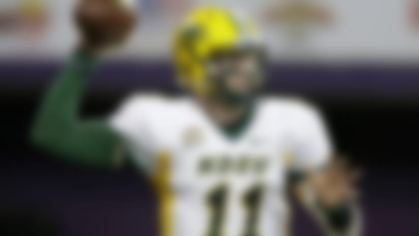 Cowboys will coach QB prospect Carson Wentz in Senior Bowl