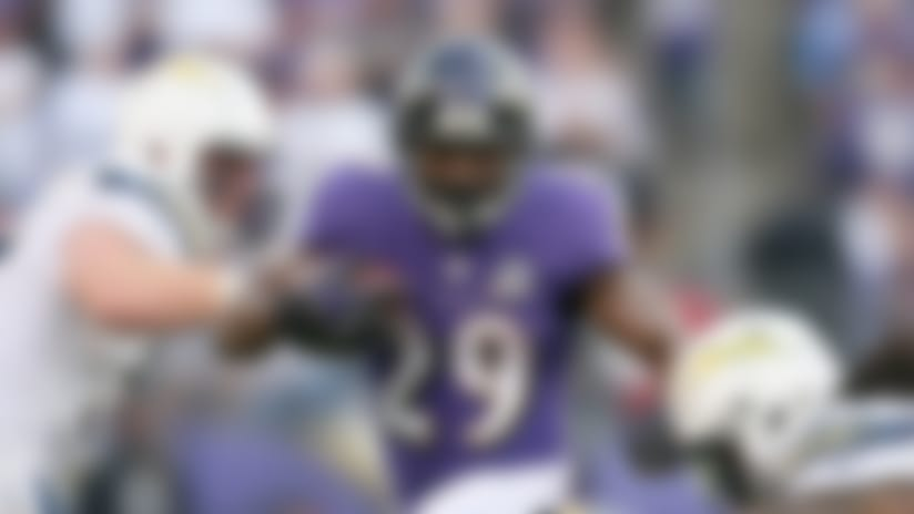 Justin Forsett: 'What is running back by committee?'