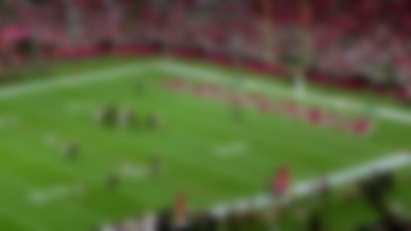 360-degree look at Todd Davis' pick-six vs. Josh Rosen | True View