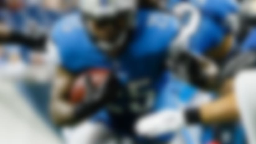 Mikel Leshoure released by Detroit Lions