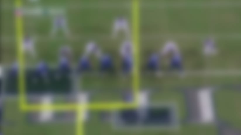 Game Pass Film Session: Tennessee Titans offensive lineman Taylor Lewan breaks down running back Derrick Henry's 99-yard TD