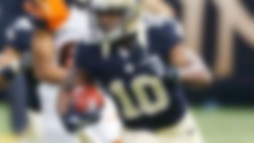 Brandin Cooks out for season with broken thumb