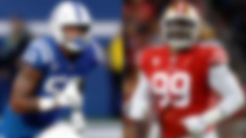 Darius Leonard: DeForest Buckner brings 'dog mentality' to Colts D