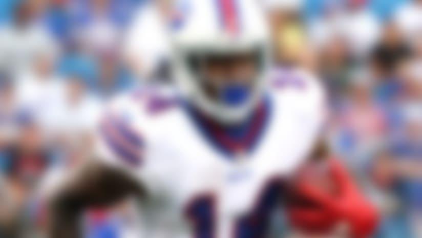 Injury roundup: Bills' Sammy Watkins active