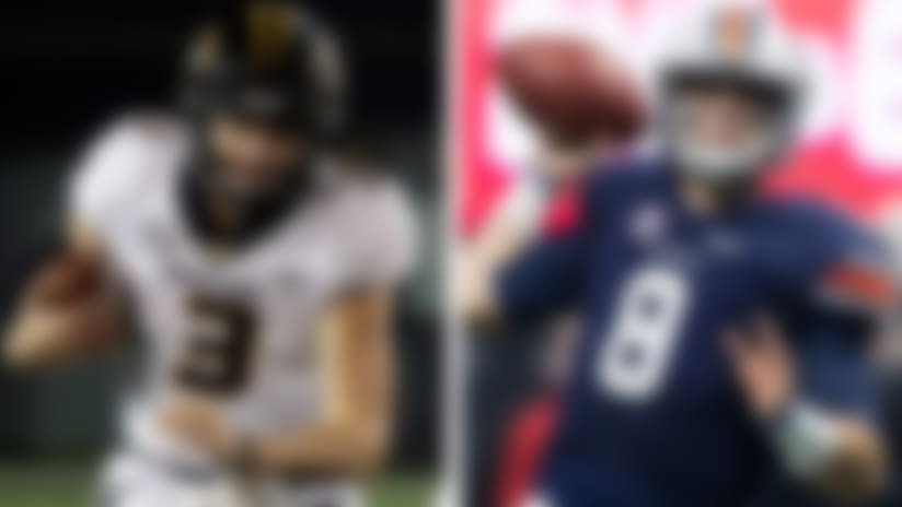 Drew Lock, Will Grier lead top QB talents in CFB pipeline for 2018