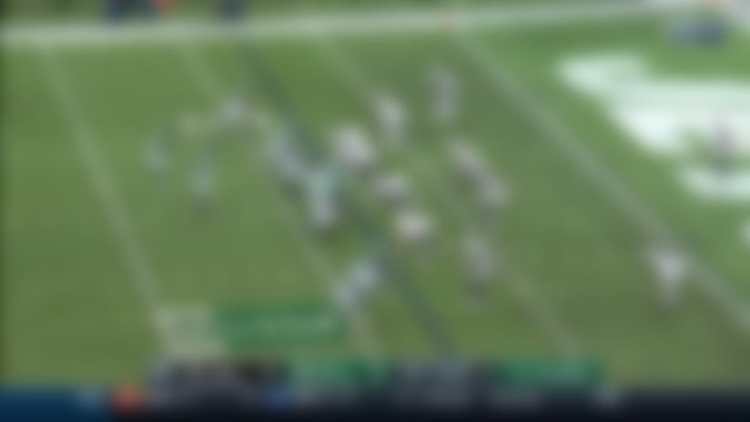 Jets TD overturned on offensive PI call