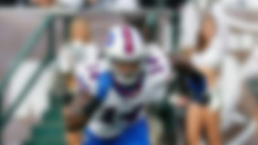 Injuries: Bills' Sammy Watkins (foot) sits out practice