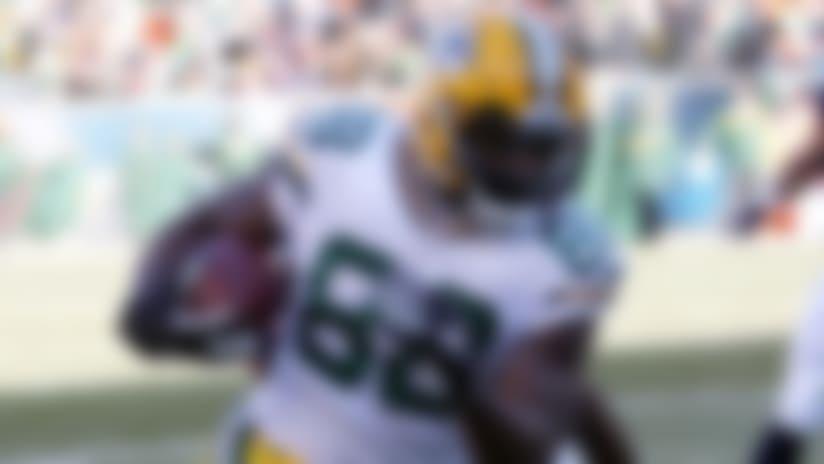 Packers' supplemental run game explodes vs. Bears