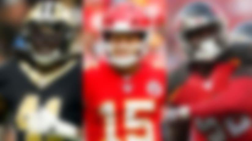 2019 NFL MVP candidates at quarter mark: Mahomes sittin' pretty