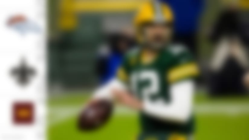 Three potential trades for Rodgers