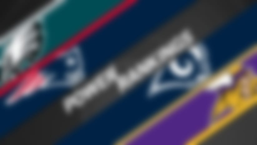 NFL Power Rankings: Vikings, Rams rising via free agency/trades
